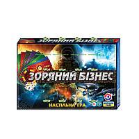 """Настольная игра Звездный бизнес """"ТехноК"""" арт.0397"""