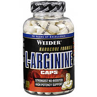Weider Аминокислоты Weider L-Arginine Caps, 100 капс.