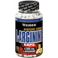 Weider Аминокислоты Weider L-Arginine Caps, 200 капс.