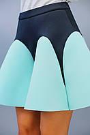 Ингрид.Молодежные юбки.Мята.(Р)., фото 1