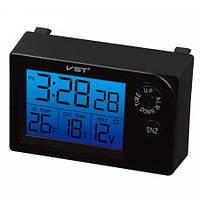 Автомобильные часы VST 7048V ВАЗ 2107