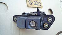 Замок в крышку багажника кнопка Mercedes W220, A 220 750 03 91, A2207500391, A 220 750 04 91, A2207500491