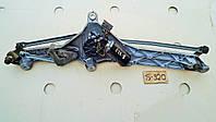 Дворники - трапеция и мотор для Mercedes W220 - 0390341435, A2208200141, A2208200742