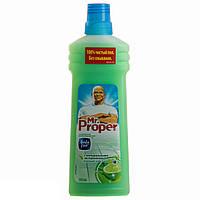 Моющая жидкость для уборки полов и стен Mr. Proper 750 мл лайм- мята