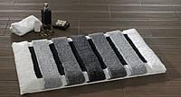 Коврик для ванной Confetti Selinus антрацит 60х100 см