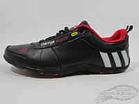 Кроссовки мужские Adidas Daroga, тёмно-синие с красным