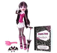 Кукла Монстер хай Дракулора Базовая (Monster High Original Favorites Draculaura)