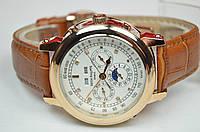 Еxclusive Мужские наручные часы Patek Philippe Sky Moon ААА  механика с автоподзаводом