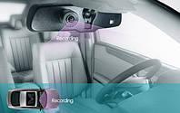 Зеркало с видеорегистратором DVR Mirror T1 Full HD с автозатемнением+GPS трекер