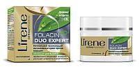 Интенсивный крем против морщин для лица ночной, 50мл, Folacin 40+, Lirene