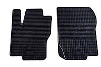 Резиновые передние коврики для Mercedes-Benz ML II (W164) 2005-2011 (Stingray)