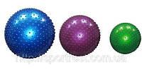 Мяч для фитнесса (с массажными шипами).