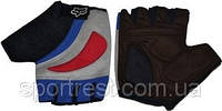 Перчатки для занятий фитнесом и езды на велосипеде.