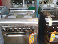 Газовая плита FRESH 60Х60 нерж, фото 1