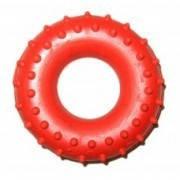 Эспандер кистевой кольцо с шипами, резина нагрузка 15кг-50кг