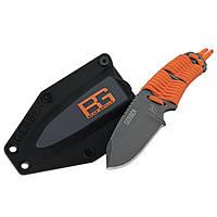 Нож Gerber Bear Grylls Paracord, отличный нож выживальщика + чехол