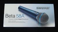 Радиомикрофон микрофон Shure Beta 58A Vocal
