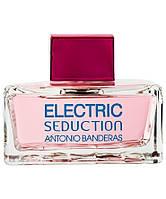 Женская туалетная вода Antonio Banderas Electric Seduction Blue