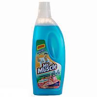 Моющее средство для пола и других поверхностей Mr. Muscle