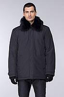 Классические зимние мужские куртки под пиджак