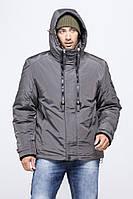 Зимние мужские куртки со съемной подкладкой