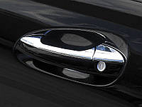 Хромовые накладки на дверные ручки Mercedes E GLK ML CLA C-Class X204 W166 W117 W204 W212