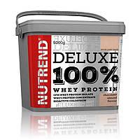 Сывороточные протеины Nutrend Deluxe 100% Whey Protein 4500g