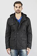 Молодежная куртка с накладными карманами