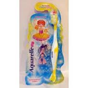 Щетка зубная для детей AQUARELLE+ подарок (брелок Кукла)