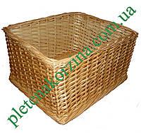 Лоток плетеный h15-50*50