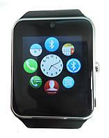 Умные смарт часы часофоны GT08 MTK6260a (smart watches) часофоны с камерой и Bluetooth для iOS/Android