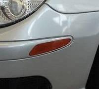 Mercedes SL R230 R 230 повторитель указатель поворота поворотник в бампер США левый новый оригинал