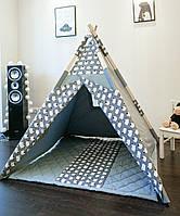 Коврик для детской палатки вигвама - Овечки