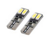 Габаритные огни iDial 440 Т10 Canbus 4 Led 5730 SMD 6000K 12V