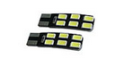 Габаритные огни iDial 441 Т10 Canbus 12 Led 5730 SMD 6000K 12V