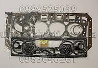 Набор прокладок двигателя ЗИЛ-130 (каучук)