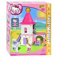 Конструктор 8677-00 Hello Kitty маленький  замок