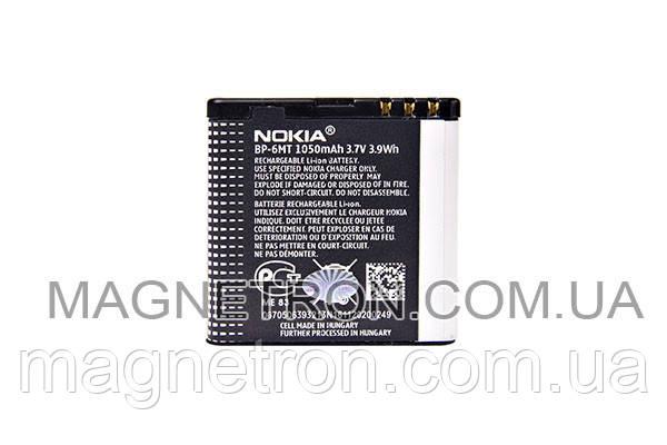 Аккумуляторная батарея BP-6MT Li-ion для мобильных телефонов Nokia 1050mAh, фото 2