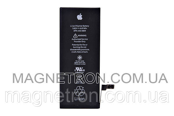 Аккумуляторная батарея 184259 SNH Li-ion 1810mAh к телефону Apple Iphone 6 616-0809, фото 2