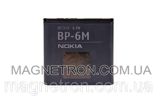 Аккумуляторная батарея BP-6M Li-ion для мобильного телефона Nokia 1070mAh, фото 2