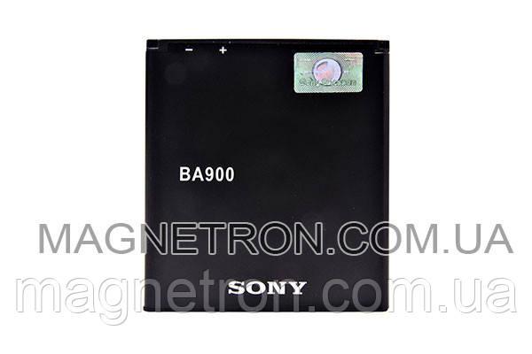 Аккумуляторная батарея BA900 Li-Polymer для мобильных телефонов Sony 1700mAh, фото 2