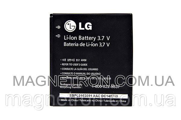 Аккумуляторная батарея FL-53HN Li-ion для мобильного телефона LG SBPL0103001 1500mAh, фото 2