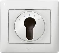 Выключатель с ключом 16 A 250 В Legrand Galea Life (775850)