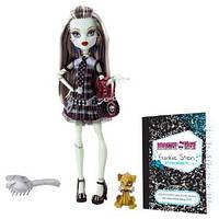 Кукла Монстер Хай Monster High Original Favorites Frankie Stein, Френки Штейн базовая с питомцем.