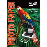 Фото бумага Magic A4 Фотобумага для сублимации 100g  (100sheets)