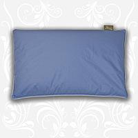 Подушка для сна 50х70 с гречневой лузгой (шелухой), ткань - бязь