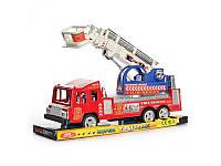 Детская игрушка Пожарная машина 300-7  инерционная
