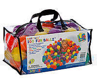 Шарики-мячики для сухого бассейна (100 шт.) Intex-49602