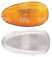 Указатель поворота на крыле Daewoo Lanos левый/правый, желтый (FPS)