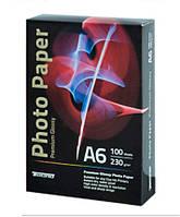 Для печати TECNO Premium Photo Paper CB A6 230g 100 pack Glossy